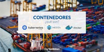 ¿Qué son los contenedores? Kubernetes, Mesos, Docker...