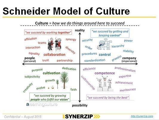 Imagen 0 en Qué es el modelo cultural de Schneider