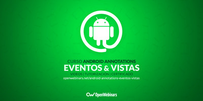 Curso de Android Annotations: Eventos y vistas
