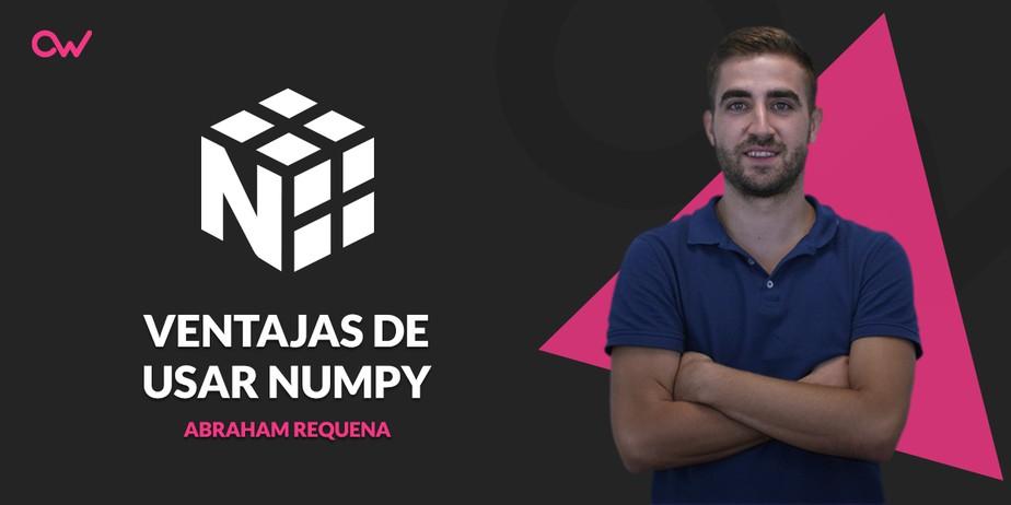 Por qué usar NumPy