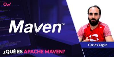 Qué es Apache Maven