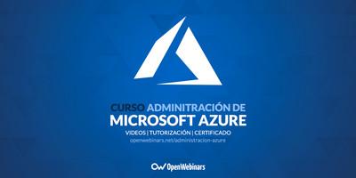 Curso de administración de Azure