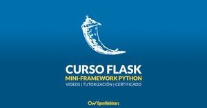 Curso de Flask Mini-Framework Python