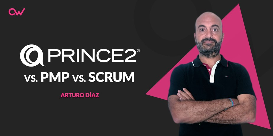 PMP vs SCRUM vs PRINCE2