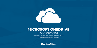Microsoft OneDrive para usuarios