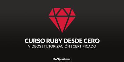 Curso de Ruby desde Cero