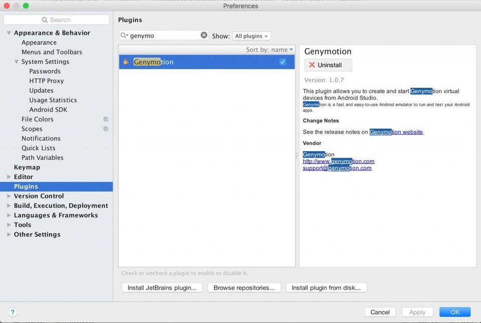 Imagen 4 en Instala y configura Genymotion, el emulador de Android