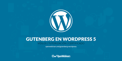 Gutenberg en WordPress 5