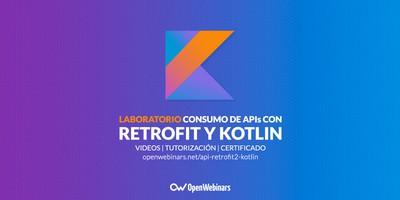 Laboratorio Consumo de APIs con Retrofit y Kotlin