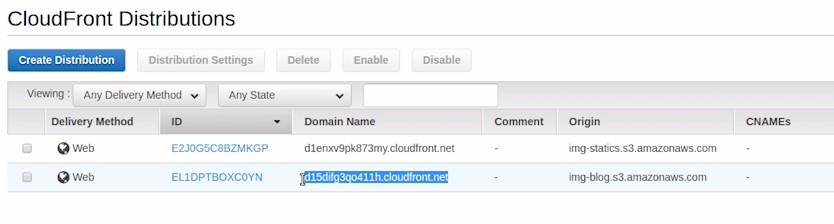 Imagen 5 en CloudFront en WordPress con el plugin WP Offload S3