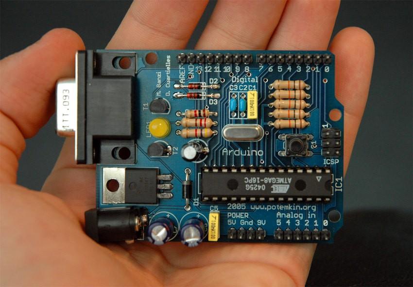 Imagen 0 en Arduino vs Raspberry Pi