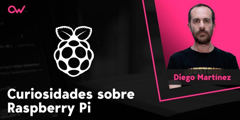Curiosidades sobre Raspberry Pi