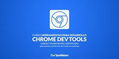 Curso de Chrome Developers Tools: Herramientas para el desarrollo
