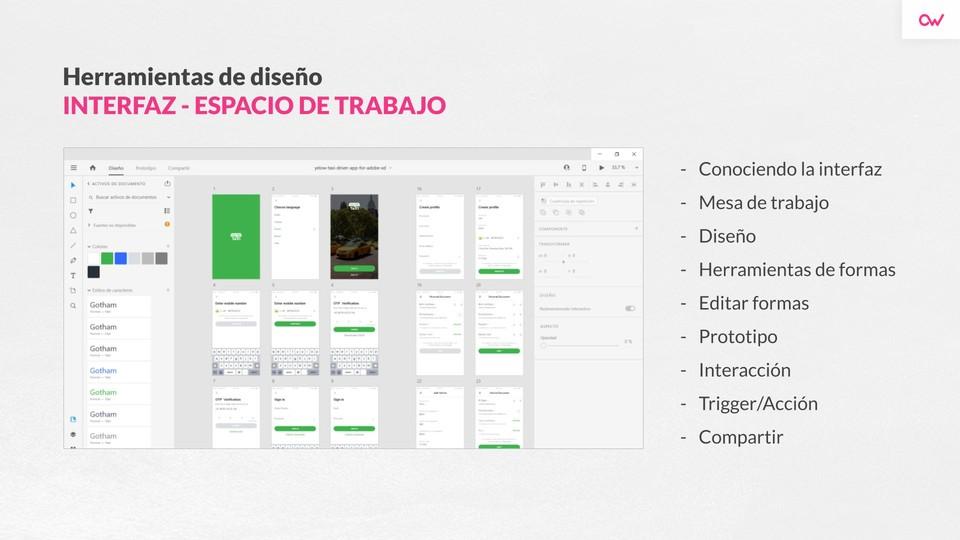 Imagen 0 en Qué es Adobe XD