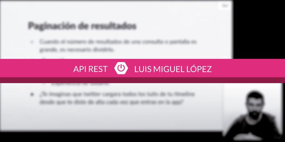 Paginación de resultados en API Rest- Tutorial en Español
