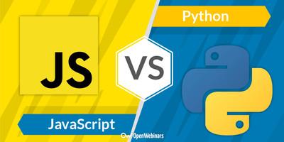JavaScript o Python ¿Cuál elegir en 2018?