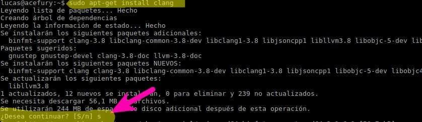 Imagen 2 en Swift 3: Instalación en Ubuntu 16.04