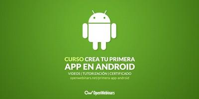 Curso Crea tu primera aplicación en Android