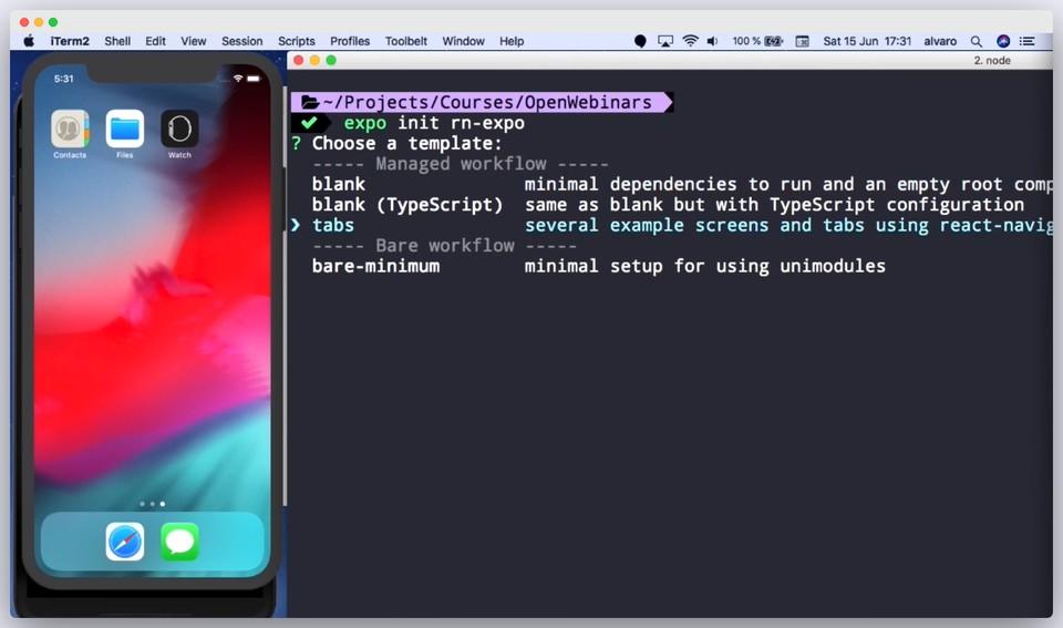 Imagen 0 en Cómo configurar React Native desde cero con Expo