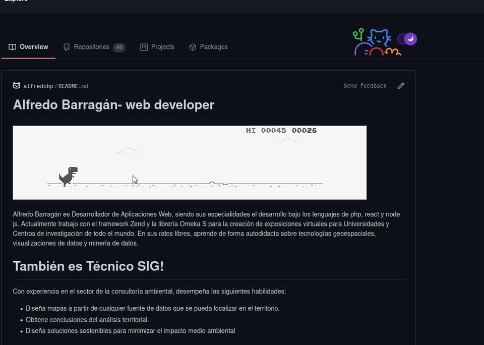 Imagen 2 en Portfolio de programador: 5 herramientas y plataformas que te ayudan a generarlo