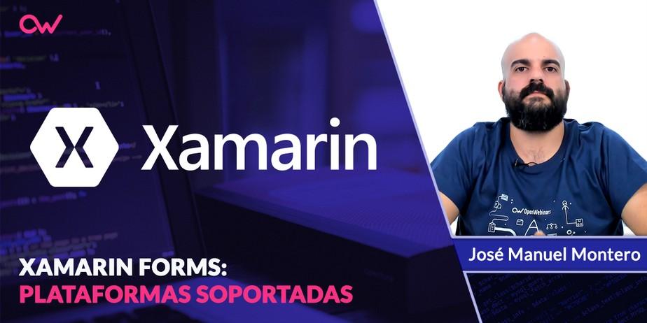 Xamarin Forms Soporte