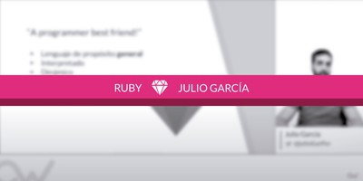 Qué es Ruby y sus características
