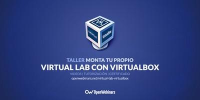 Monta tu propio Virtual Lab con VirtualBox