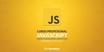 Curso de JavaScript Profesional