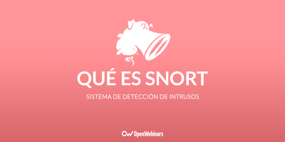 Qué es Snort: Primeros pasos