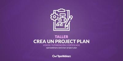 Crear y presentar un Project Plan