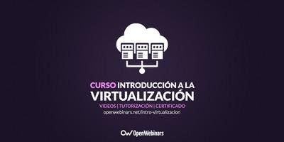 Curso de introducción a la Virtualización