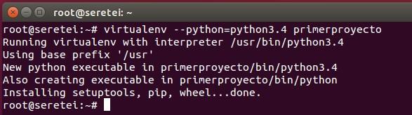 Imagen 14 en Cómo instalar Django 1.9 en Ubuntu 15.10