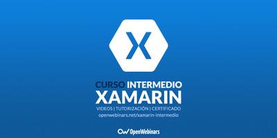 Curso de Xamarin intermedio