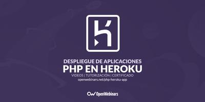 Despliegue de aplicaciones PHP en Heroku