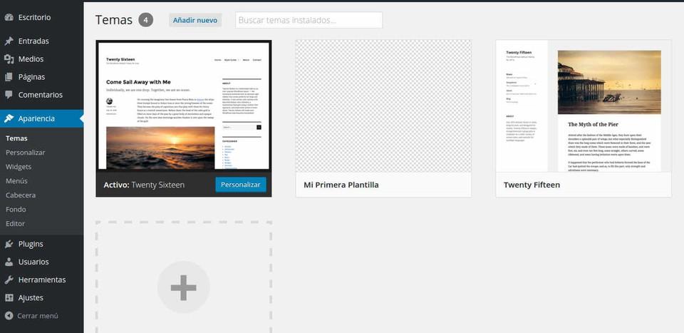 Imagen 3 en Cómo crear tu primer tema WordPress en menos de 15 minutos