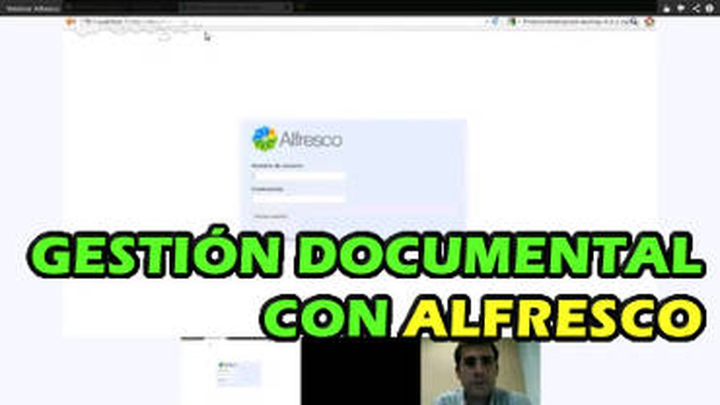 Gestión documental con Alfresco