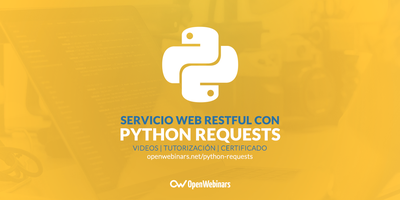 Consume información de un servicio web Restful con Python requests