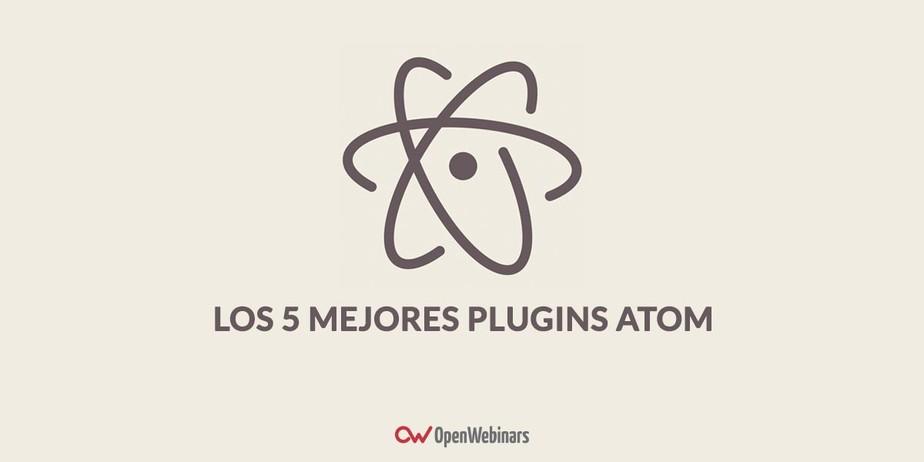 Los 5 mejores plugins para Atom
