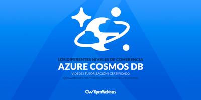 Los diferentes niveles de coherencia en Azure Cosmos DB