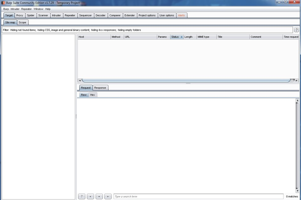 Imagen 0 en Hacer testeo con Burp Suite