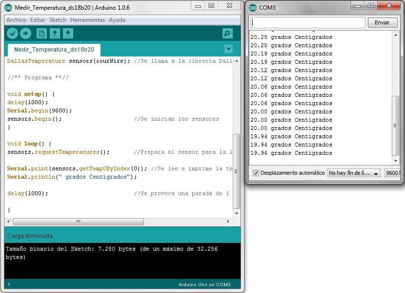 Imagen 5 en Tutorial Arduino: Uso de sistema OneWire