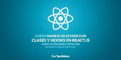 Curso de manejo de estado con Clases y Hooks en React