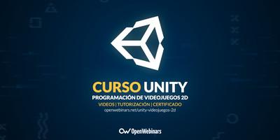 Curso de Unity 5: Programación de videojuegos 2D