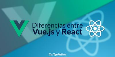 Diferencias entre Vue.js y React
