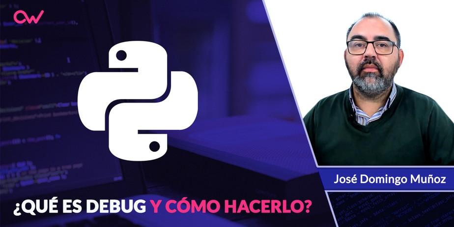 Cómo hacer debug con Python