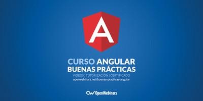 Curso de buenas prácticas en Angular