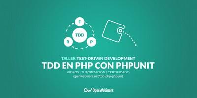 Test-driven development en PHP con PHPUnit