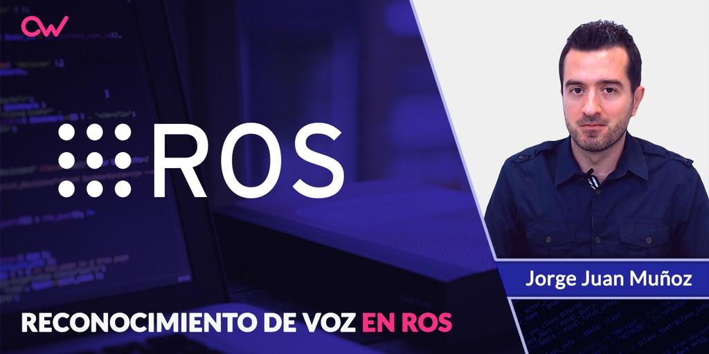 Reconocimiento de voz con ROS