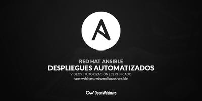 Despliegues automatizados con Ansible