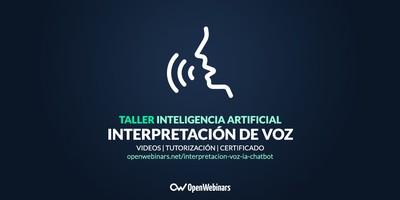 Interpretación de voz humana mediante IA para chatbots